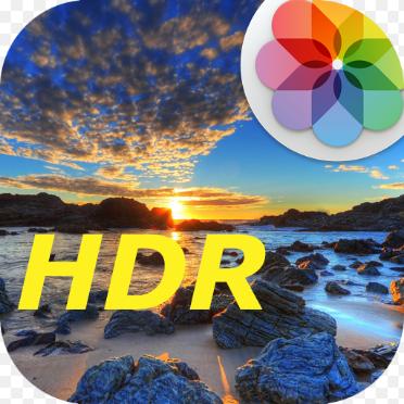 HDR Max Edit Foto