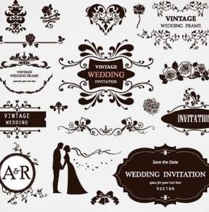 Corel Draw Wedding