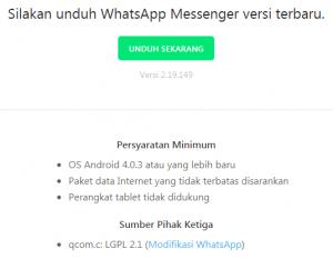 Dokumen Whatsapp