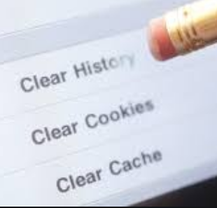 Hapus cache browsing