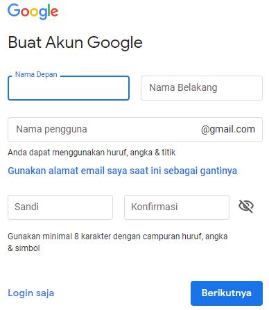 Cara Membuat Email