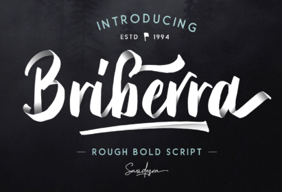 Font Style Typography