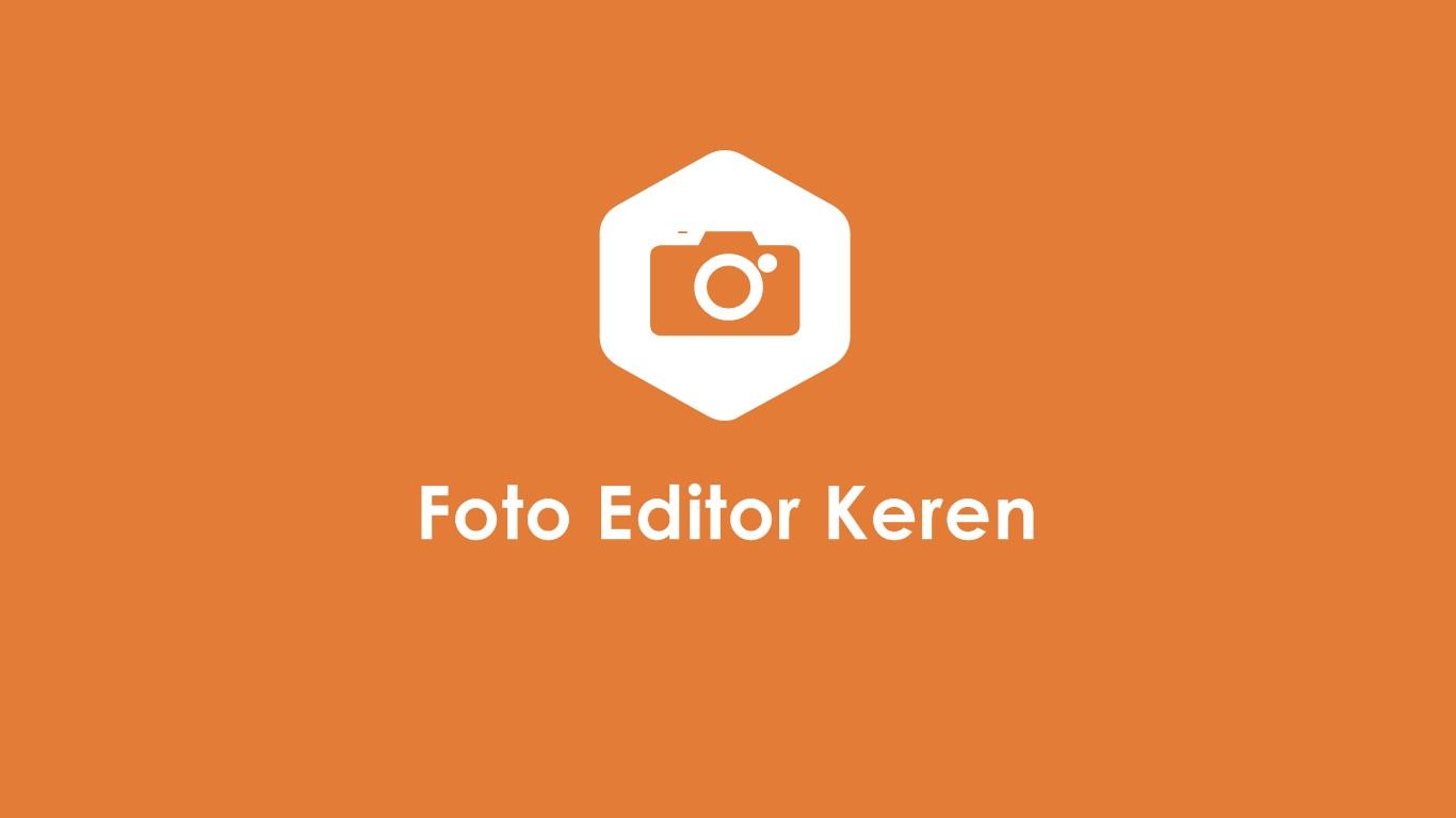 Foto Editor Keren