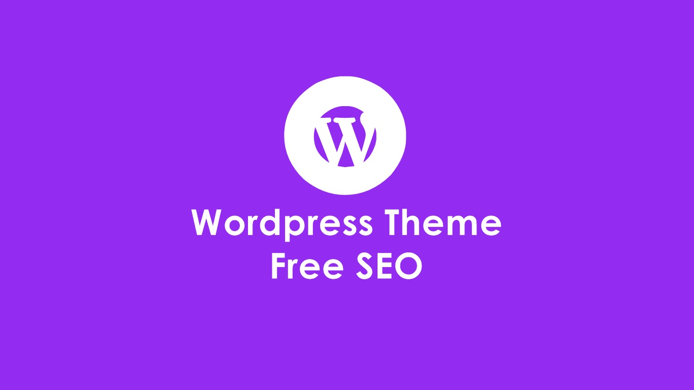 Wordpress Theme Free SEO
