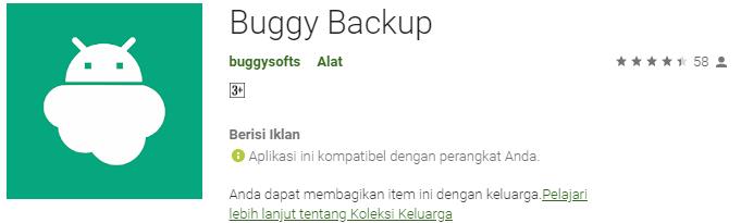 Buggy Backup