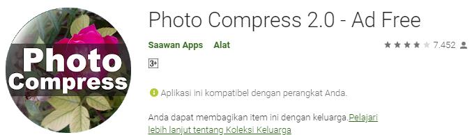 Photo Compress 2.0.
