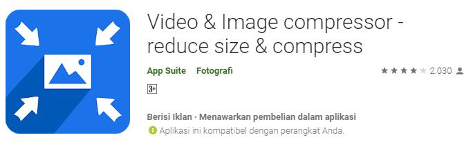 Video & Image Compressor